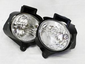 Toyota Hilux 2010 Bumper Foglights-0