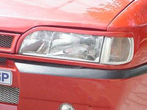 Ford Saphire Headlight Eyelids (pair)-0