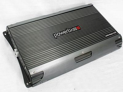 Powerbass 8000RMS Mono Block Amplifier
