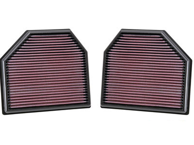 K&N Airfilter suitable for M5/M3 2014+ & M5/M6 2011+