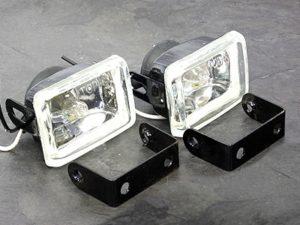 Wenqi Mini Bumper Spotlights (6x4cm)-0