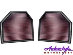 K&N Airfilter suitable for M5/M3 2014+ & M5/M6 2011+-0