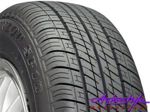 """165-65-14"""" Dunlop SP10 Tyre-0"""
