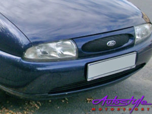 Ford Fiesta Replacement Plastic Front Bumper-0