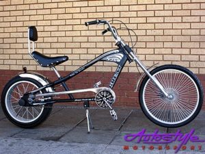 Chopper Harley Style Bicycle-0