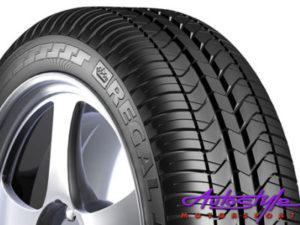 """165-80-13"""" Dunlop Regal RST-300 Tyre-0"""