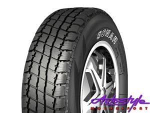 "205-70-15"" Sonar SX-8 Tyre-0"