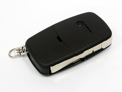 OEM Style Keyfob with Blade for Audi 3button-18505