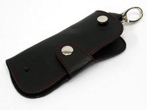 Leather Keyfob Cover for Hyundai-0