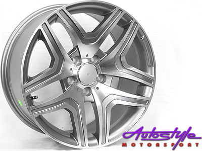 17″ M1545 5/112 Alloy Wheels