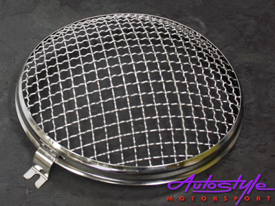 VW Beetle Headlight Mesh Grille Covers (pair) 50-67 models-18554