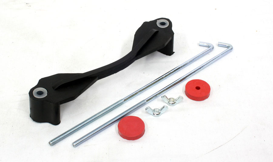 Universal Car Battery Hold-Down Clamp