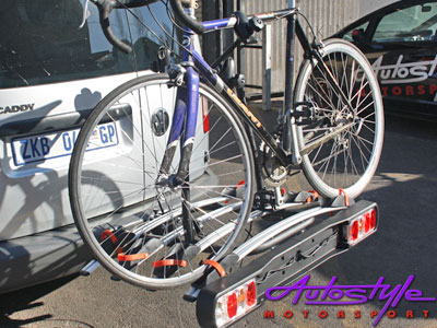 Evo 4 Bicycle Bike Carrier Rack