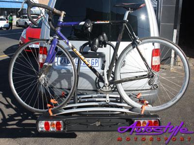 Evo 4 Bicycle Bike Carrier Rack-18787