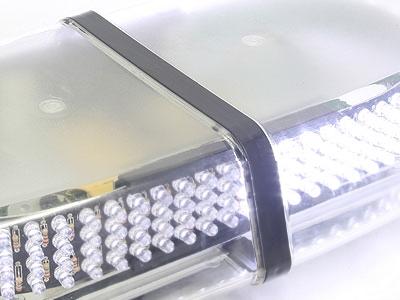 Universal Roofmount Emergency LED Strobelight (white)