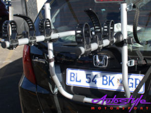 Evo 3 Bicycle Bike Carrier Rack (Sedan or Hatch)-18796