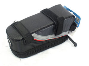 Phone Bicycle Holder with Storage Bag-19035