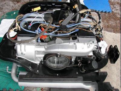 VW Grille Fan Cover Housing-0