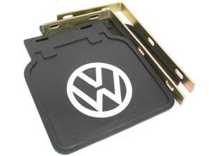VW Mudflaps with bracket (pair)-0