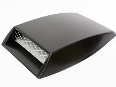 Universal Bonnet Scoop with Mesh Insert