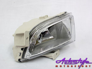 Chevrolet Aveo Drivers Side Foglamp (05-07)-0