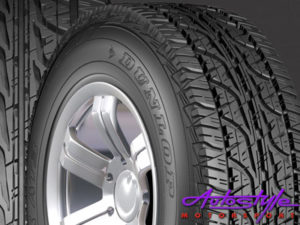 "245-70-16"" Dunlop Grand Trek Tyres-0"