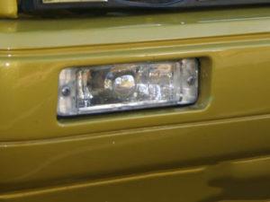 VW Golf MK1 Crystal Bumper Indicator Unit (each)-0