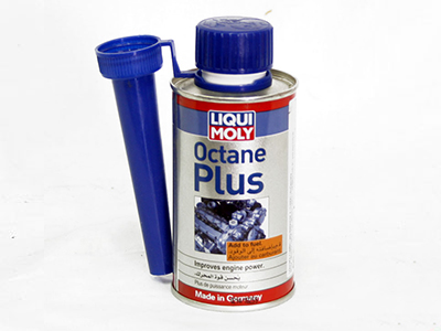 LiquiMoly Octane Plus (octane booster)