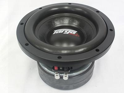 Targa 8″ 500rms x 2 Dual Voice Coil Subwoofer