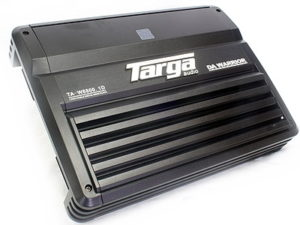 Targa Warrior Series 1ohm Monoblock Amplifier-0