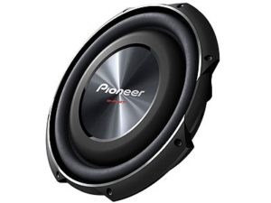 "Pioneer TS-SW3002S4 12"" Shallow Mount Subwoofer-0"