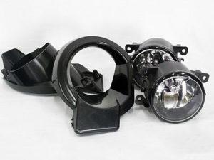 Ford Ranger 2013+ Bumper Foglight Kit-0