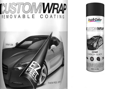 Dupli-Color Custom Wrap Renovating Coating (Matt Blue Metallic)