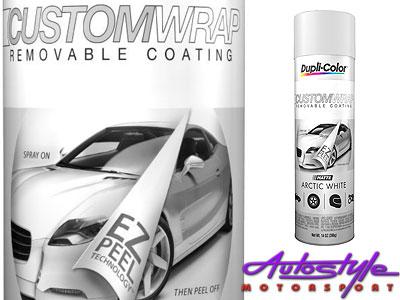 Dupli-Color Custom Wrap Renovating Coating (white)-0
