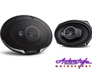 "Kenwood KFC-PS6975 3way 6x9"" 550w speakers-0"