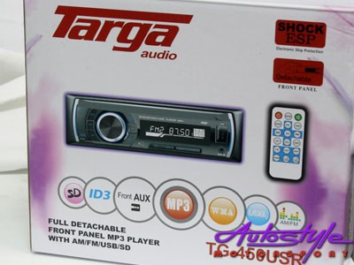 Targa TG-450USR Media Player with USB-19399