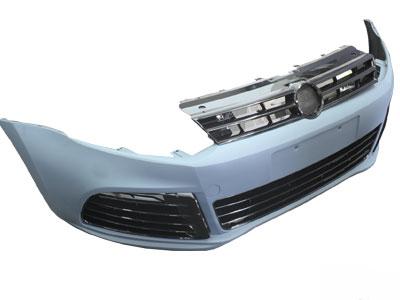 VW Polo 6R R-Line Style Plastic Front Bumper