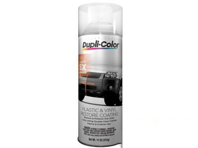 Duplicolor Vinyl and Plastic Restore Coating