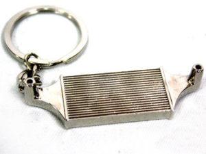Intercooler Design Keyring-22970