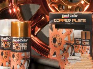 Duplicolor Copper Plate Coating Kit-19546