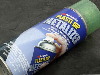 Plasti-Dip Metalizer Add-On Coating (Green)