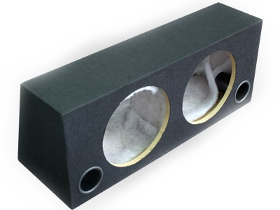 12inch Double Subwoofer Ported Enclosure