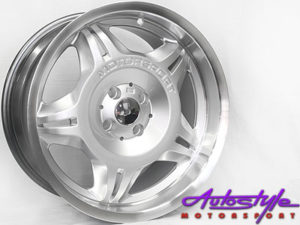 "17"" M Sport Euro 4/100 (20offset)Narrow & Wide Alloys-0"
