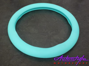 NX Silicon Steering Wheel Cover (blue)-0