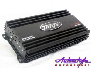 Targa Dynamite 2500w RMS Monoblock Amplifier-0
