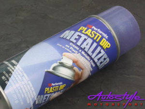 Plasti-Dip Metalizer Add-On Coating (Blue)-0