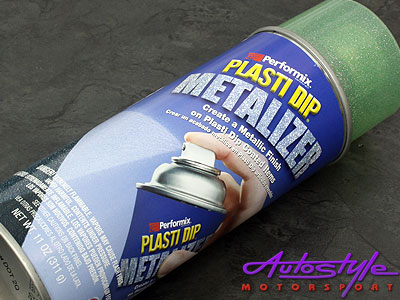 Plasti-Dip Metalizer Add-On Coating (Green)-0