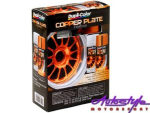 Duplicolor Copper Plate Coating Kit-0