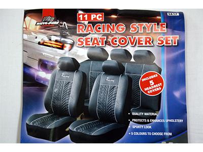Seat Cover black