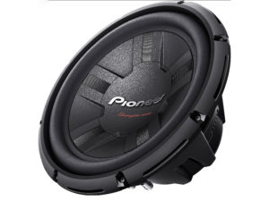 "Pioneer TS-W311D4 12"" Subwoofer with 4-ohm DVC-0"